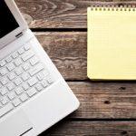 schrijven op het web