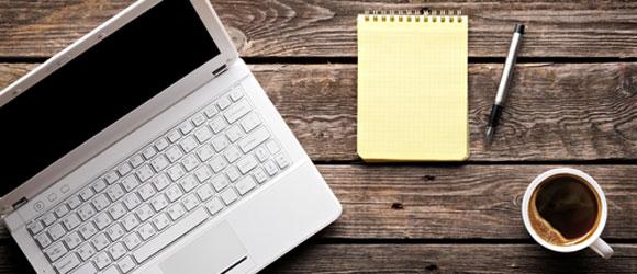 Vijf tips voor schrijven op het web