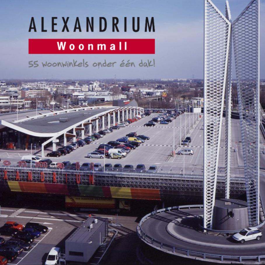 Woonmall Alexandrium Rotterdam
