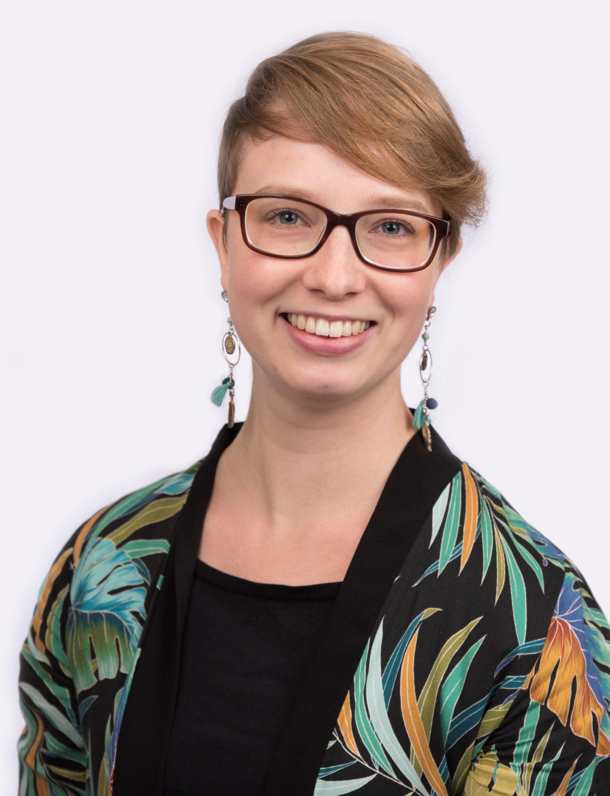 Tekstschrijver Linda Schlief portretfoto
